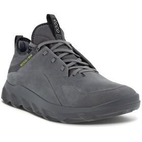 ECCO MX Low Shoes Men, grijs/zwart